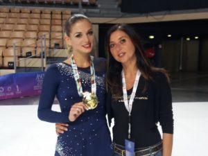 Silvia Lambruschi conquista la sua nona medaglia mondiale