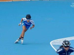 Giorgia Valanzano conquista il bronzo alle Olimpiadi giovanili