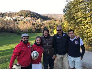 Grande Footgolf a Rapallo