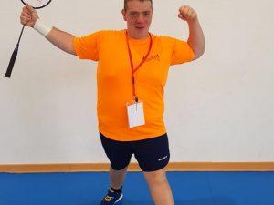 Eunike a Bergamo per la prima tappa del campionato Badminton