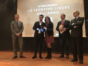 Fognini, Cerruti e tutti gli altri: quante stelle allo Sportivo Ligure dell'anno