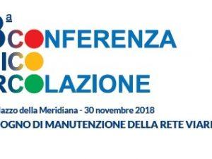 A Genova la 73° Conferenza del Traffico e della Circolazione
