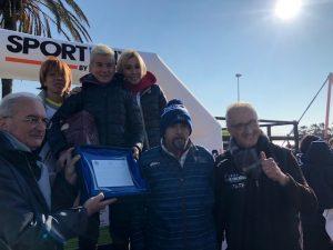 Belluschi e Mazzucco firmano la prima Liguria Marathon