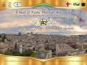 Presentata la Hall of Fame Martial Arts Italy