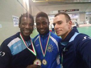 Pape Ba porta in alto Marcelline Genova Sport-Cambiaso Risso, bene anche Bibuli