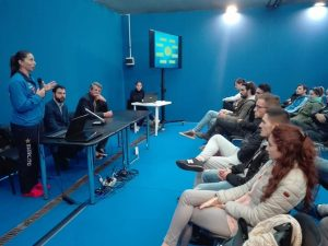A Orientamenti 2018 applausi per la spadista iridata Mara Navarria
