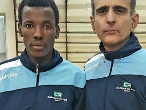Marcelline Genova Sport-Cambiaso Risso mette il turbo con Pape