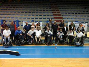 I Blue Devils Wheelchair Hockey chiedono aiuto
