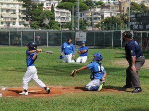Ricomincia da Sanremo la stagione del baseball a Finale Ligure