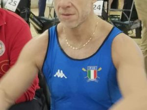 Pra' ospita il raduno nazionale Para-Rowing