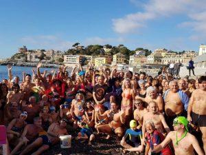 La Sportiva Sturla riapre la piscina grande e abbraccia i 146 cimentisti dell'Epifania