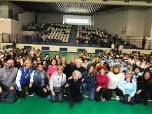 """Oltre 400 studenti e 23 scuole per """"Danzando a Ginnasticarte"""""""