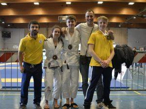 Brazilian: due ori e un argento per la Lino Team