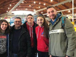 Indoor Allievi: ad Ancona, Arcobaleno Savona cala il tris d'assi