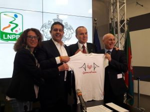 Lega B per #GenovanelCuore con 80.000 per Valpolcevera