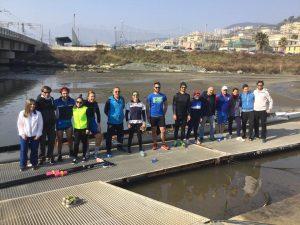 Genova Pra' e la Liguria abbracciano la Nazionale di Para-Rowing (VIDEO)