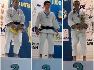 Morges, Torino e Alpe Adria: Pro Recco Judo sugli scudi