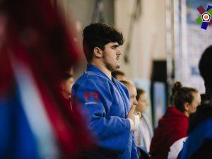 Lorenzo Rossi all' European Cadet Cup di Follonica
