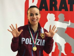 Viviana Bottaro si qualifica per le Olimpiadi di Tokyo 2020