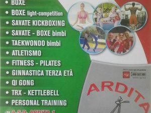 Anche il Taekwondo nella nuova Ardita 2.0 (VIDEO)