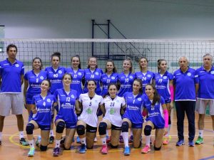 Blitz Maurina Volley, tre punti d'oro contro Santa Sabina