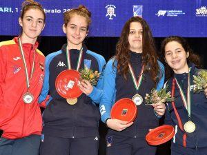 Campionati del Mediterraneo: oro per Anita Corradino