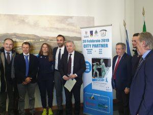 """La Spezia nuova """"City Partner FIS"""". Peracchini: """"Aspettiamo a braccia aperte 1200 atleti"""""""