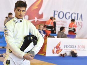 Filippo Armaleo sesto in Coppa del Mondo Under 20