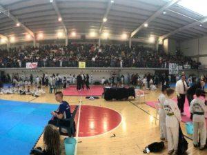 Domenica 23 febbraio il 10° Trofeo Lanterna di Taekwondo