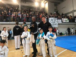 9° Trofeo Lanterna: soddisfazione doppia per la Lanterna Taekwondo