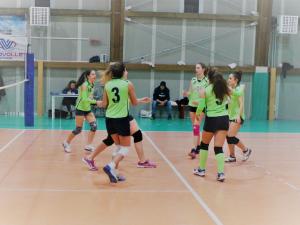 Decima vittoria di fila per l'Under 14 del Volley Team Finale