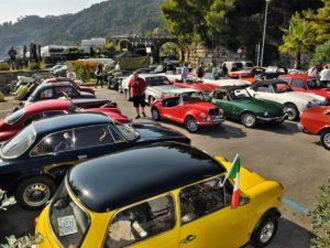 A Torriglia la prima tappa di Ruote nella Storia 2019