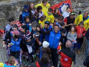 Imperia Sci 2004 vince il Trofeo Squeri a Limone
