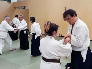 Aikido e donne: a Finale lo Stage con Donatella Lagorio