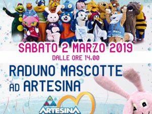 Ad Artesina il 14° raduno nazionale delle Mascotte