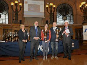 Premiati i Campioni sociali alla presenza del Sindaco Bucci (VIDEO)
