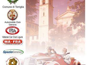 """Brillano 55 """"vecchiette"""" dall'Ac Genova a Torriglia con Ruote nella Storia"""