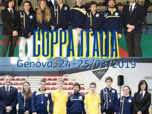 Lino Team prima società ligure alla Coppa Italia