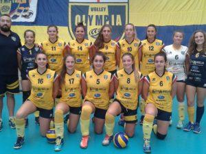 Olympia Volley  promossa alle semifinali provinciali
