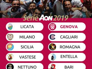 Ecco il girone della Genova Beach Soccer per la Serie A 2019