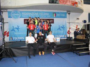 A Genzano il grande trionfo dell'Ecole del maestro Alessandri