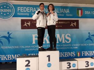 Poker Tricolore per Savate Molassana a Genzano