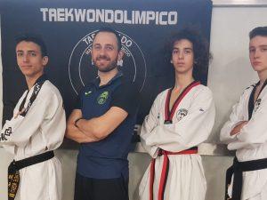 Taekwondolimpico 23 volte sul podio a Savona
