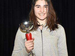 Madrignani e Canessa sul podio al torneo nazionale della Spezia