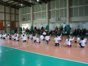 """""""Sport a Scuola"""" con l'Aikido della Polisportiva Finale"""