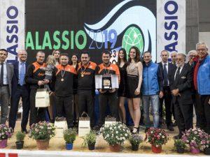 Festa Francia e Piemonte all'asciutto nella 66^ Targa d'oro di Alassio