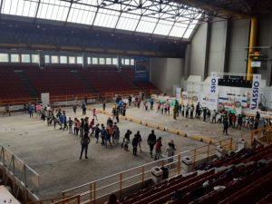 Prosegue il 1° Festival dello Sport Bocce al Palaravizza di Alassio