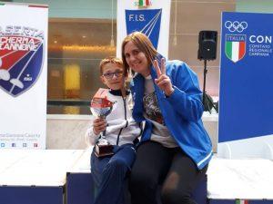 Enea Bruzzone porta la Polisportiva del Finale sul podio a Caserta