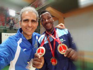 Marcelline Genova Karate: allenamenti senza contatto e all'aperto