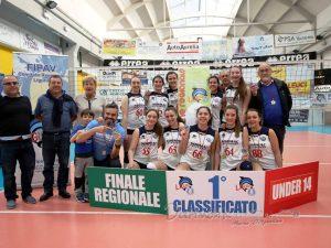 Colombo Genova e Normac AVB campioni under 14